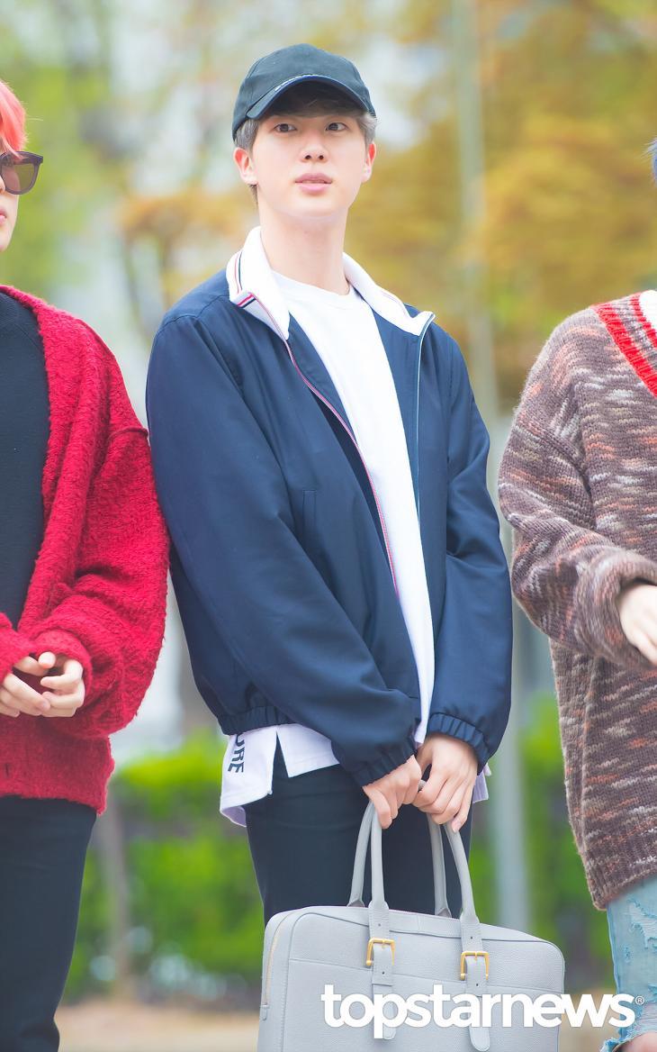 방탄소년단(BTS) 진 / 서울, 정송이 기자