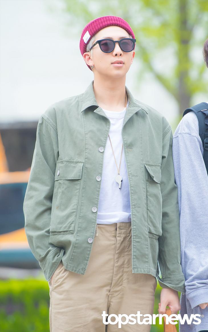 방탄소년단(BTS) RM / 서울, 정송이 기자