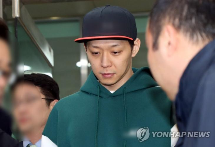 박유천/ 연합뉴스 제공