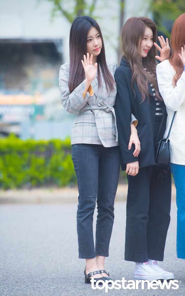 아이즈원(IZ*ONE) 강혜원 / 서울, 정송이 기자