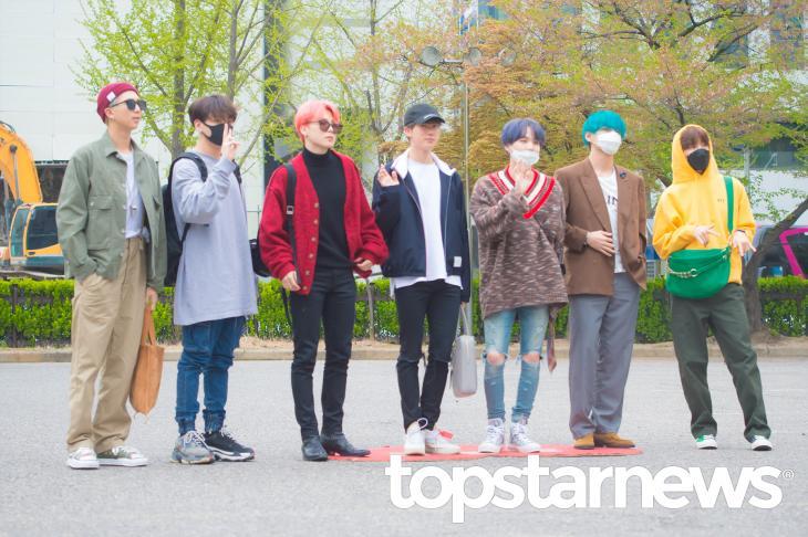방탄소년단(BTS) / 톱스타뉴스 HD포토뱅크