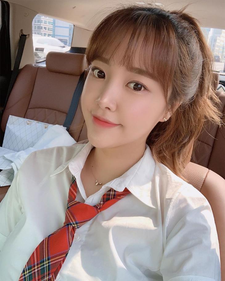 김맑음 인스타그램