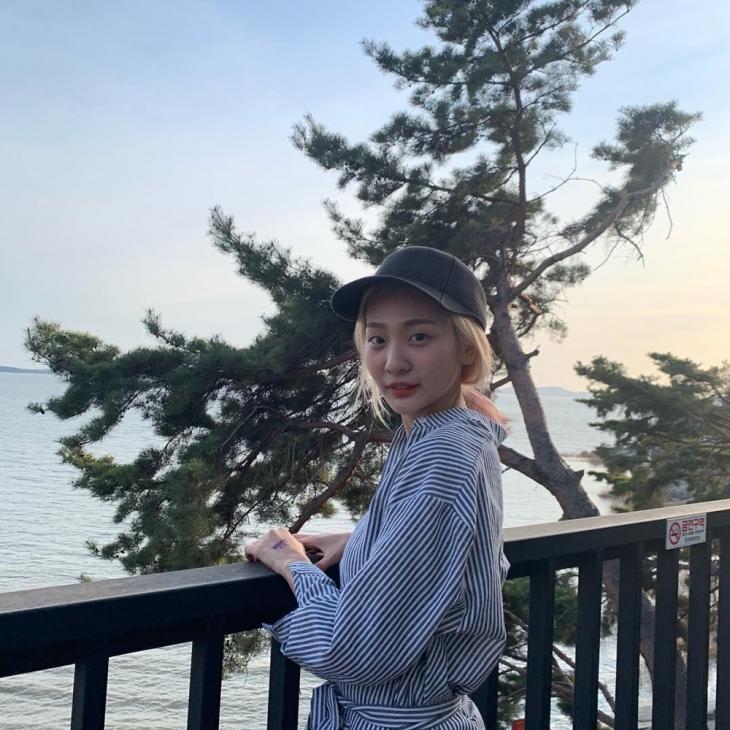 볼빨간사춘기 안지영 인스타그램