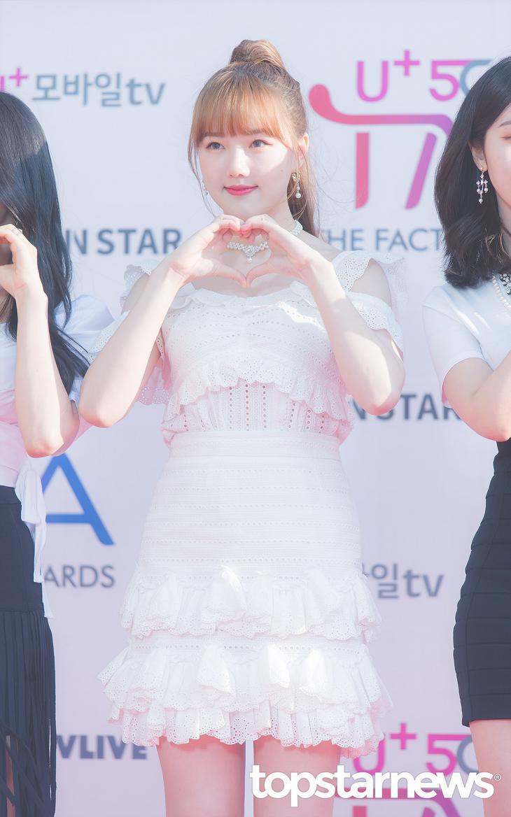 여자친구(GFRIEND) 예린 / 서울, 최규석 기자