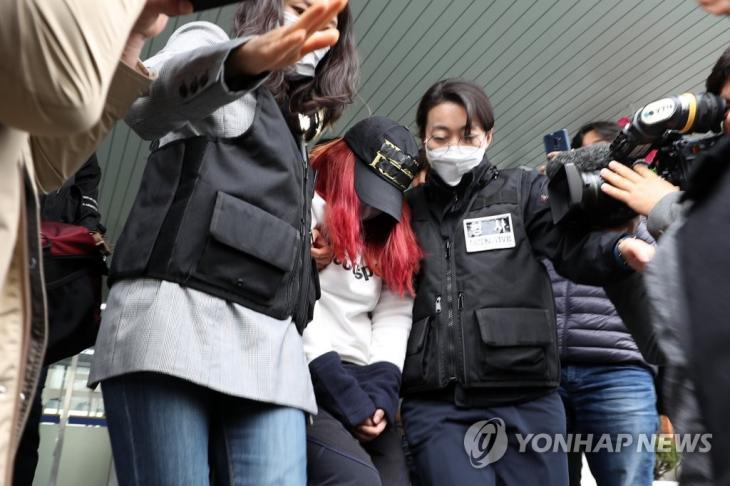 '새 남편과 함께 친딸 살해' 여성 체포[연합뉴스 자료사진]