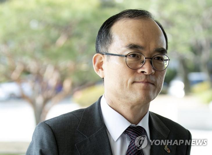 문무일 검찰총장/ 연합뉴스