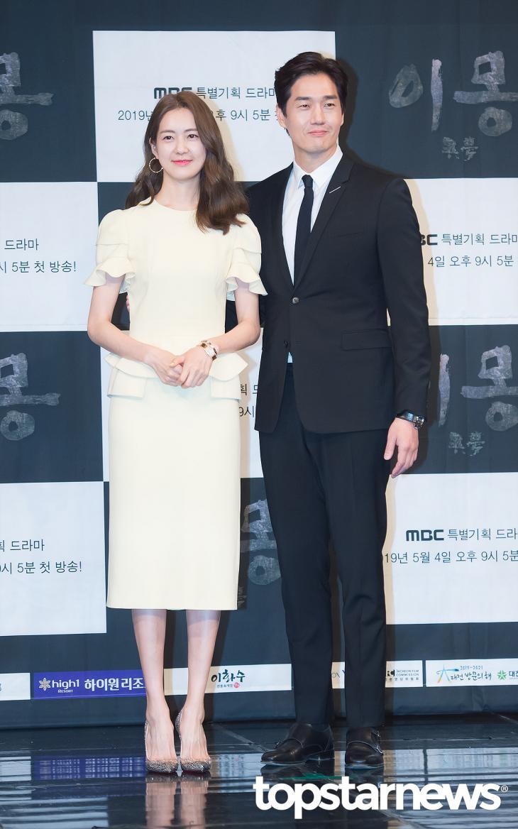 이요원-유지태 / 서울, 정송이 기자