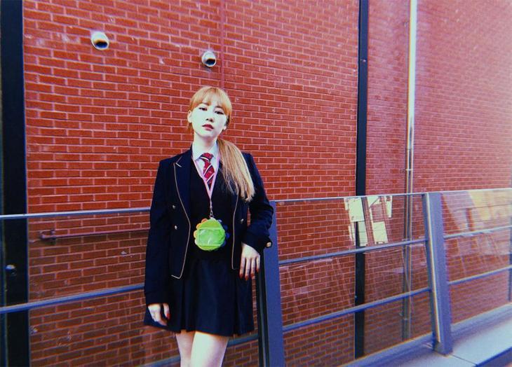 피프틴앤드(15&) 박지민 인스타그램