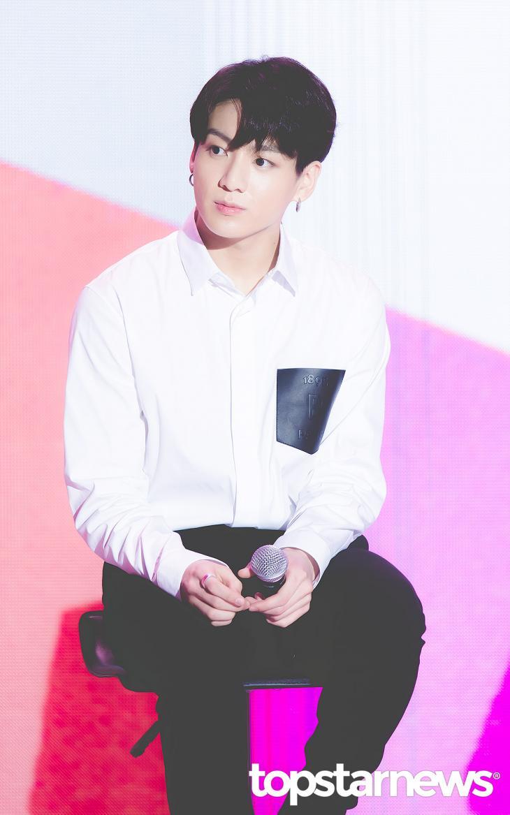 방탄소년단(BTS) 정국 / 톱스타뉴스 HD포토뱅크<br>