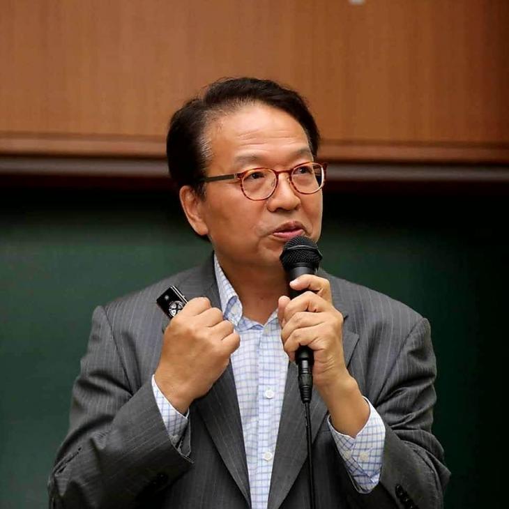 한인섭 교수 / 페이스북