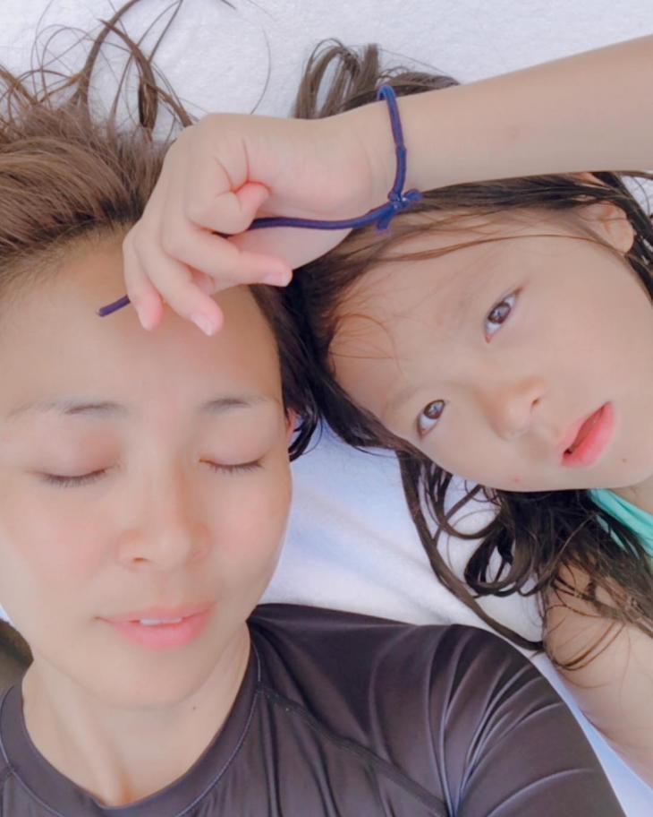 야노시호-딸 추사랑 근황 / 야노시호 인스타그램
