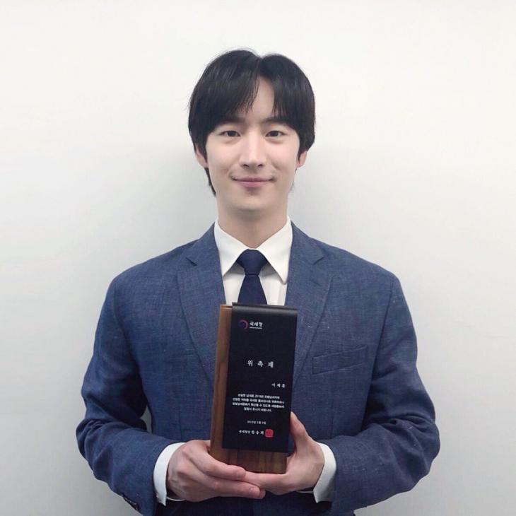 이제훈 / 사람엔터테인먼트 공식 인스타그램