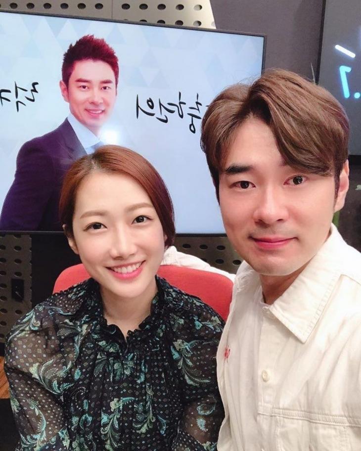 김민정-조충현 / 조충현 인스타그램
