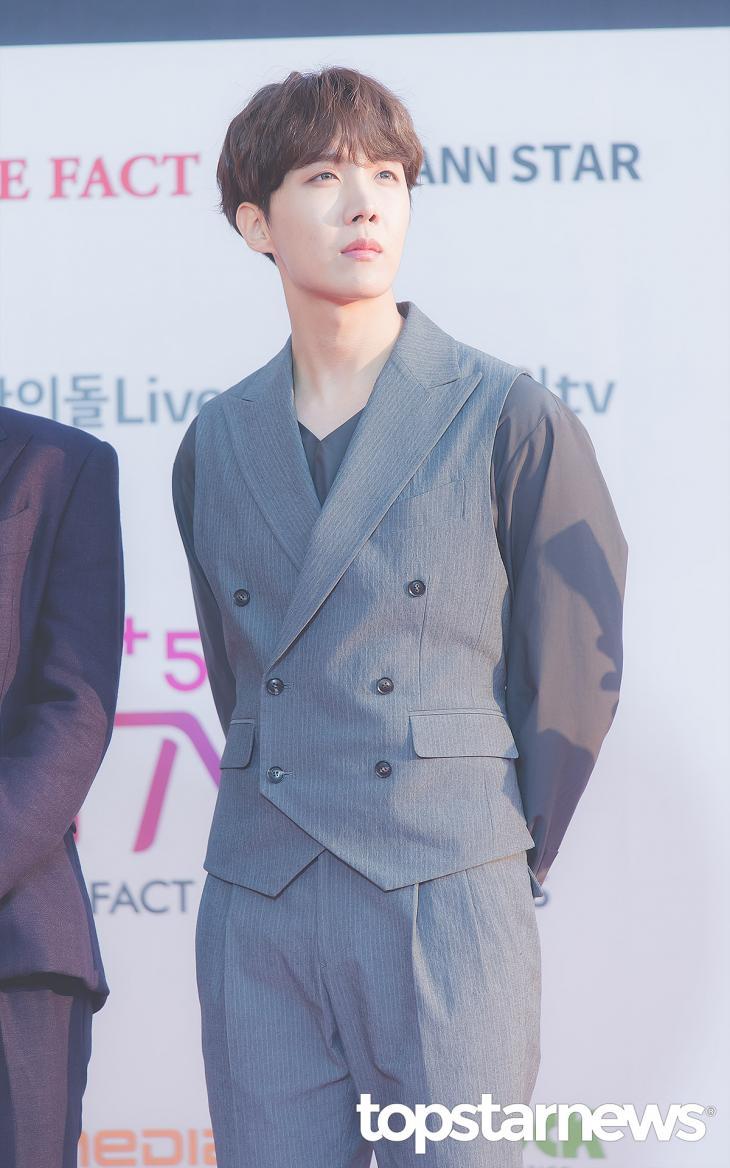 방탄소년단(BTS) 제이홉 / 인천, 최규석 기자