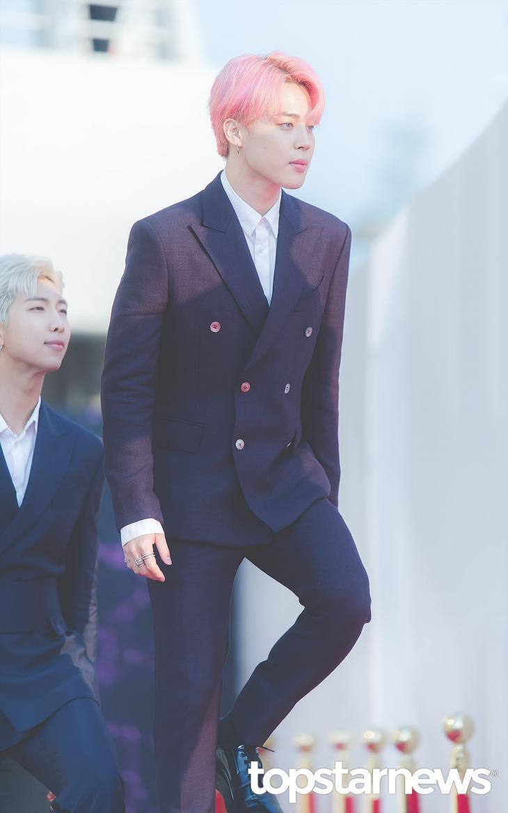 방탄소년단(BTS) 지민 / 인천, 최규석 기자