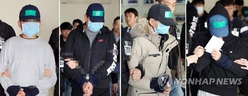 인천 중학생 집단폭행 추락사 가해 10대 / 연합뉴스
