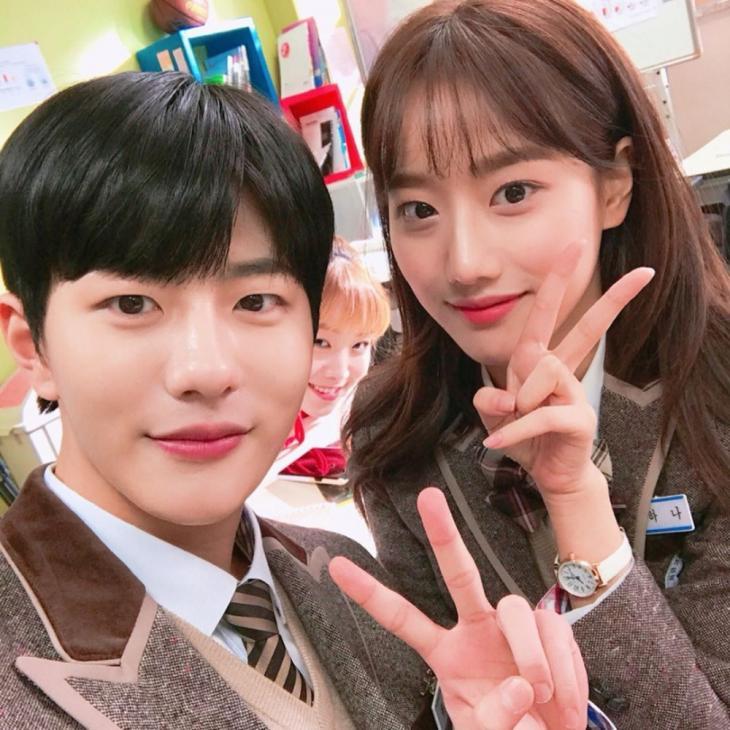 최보민-이나은 / 플레이리스트 공식 인스타그램