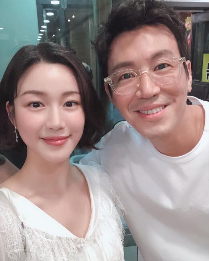 이다인-최원영 / 이다인 인스타그램
