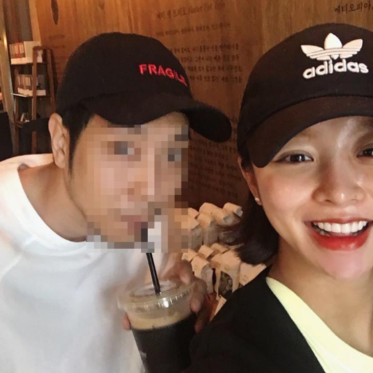 박준성 씨-임블리 상무 임지현 / 임지현 인스타그램