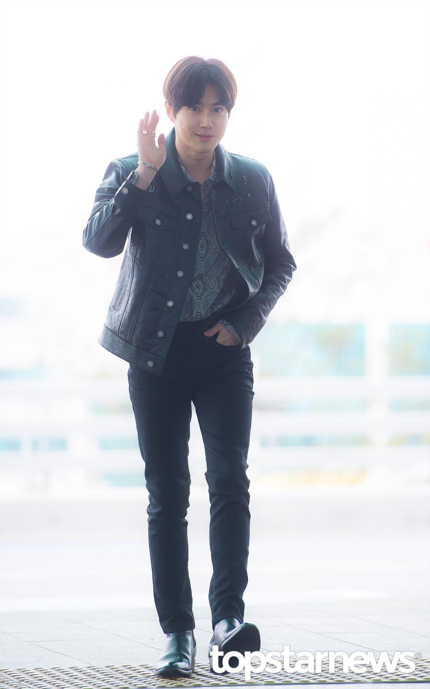 엑소(EXO) 수호 / 서울, 최시율 기자