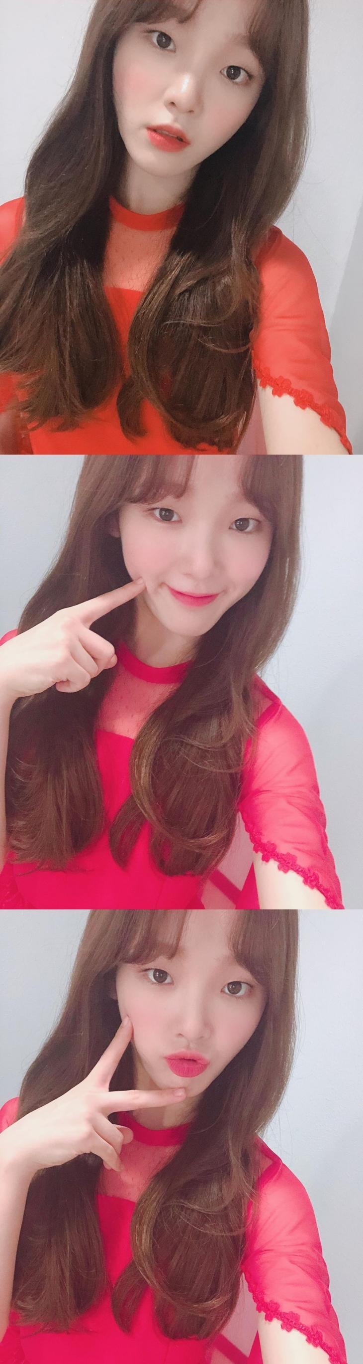 오마이걸 승희 / 오마이걸 공식 인스타그램