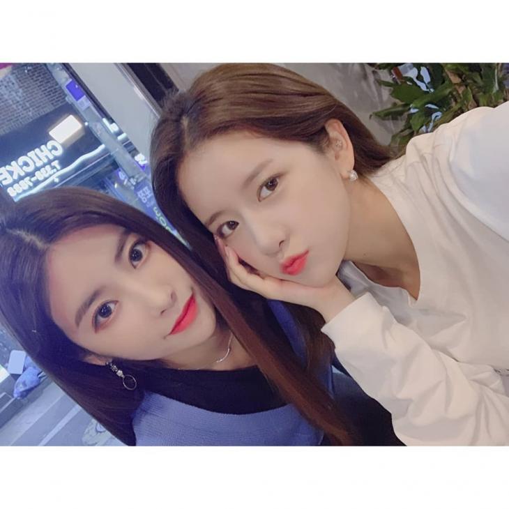다이아 기희현-우주소녀 엑시 / 우주소녀 공식 인스타그램