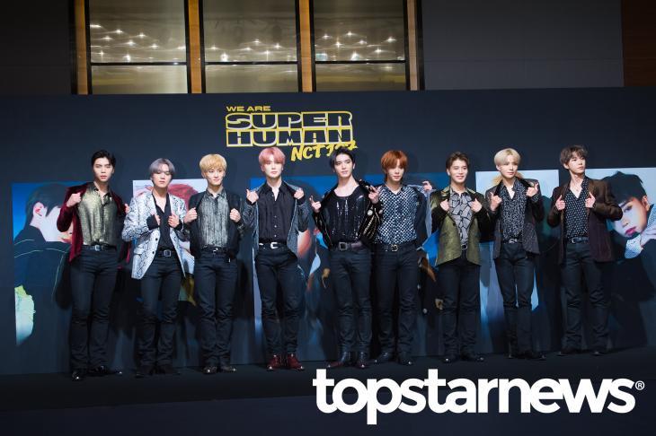 NCT 127 / 톱스타뉴스 HD포토뱅크