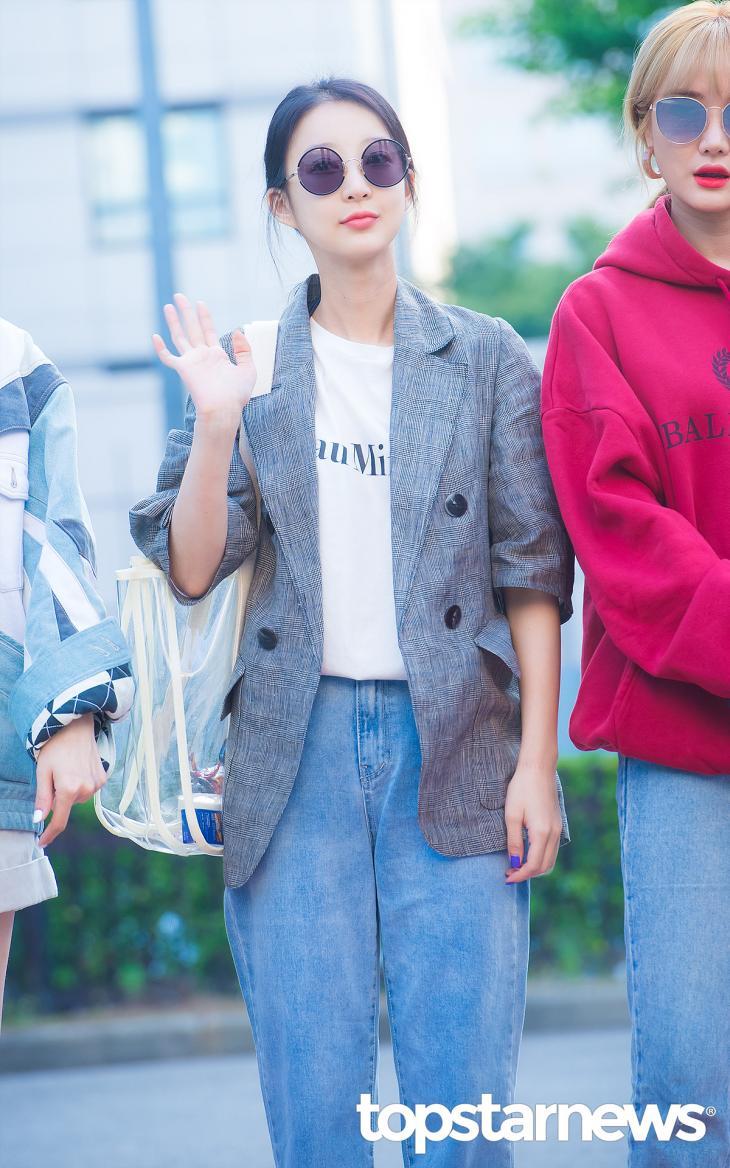 이엑스아이디(EXID) 혜린 / 서울, 정송이 기자