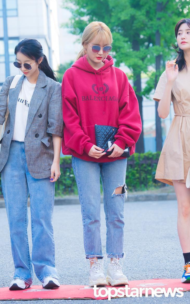이엑스아이디(EXID) LE / 서울, 정송이 기자