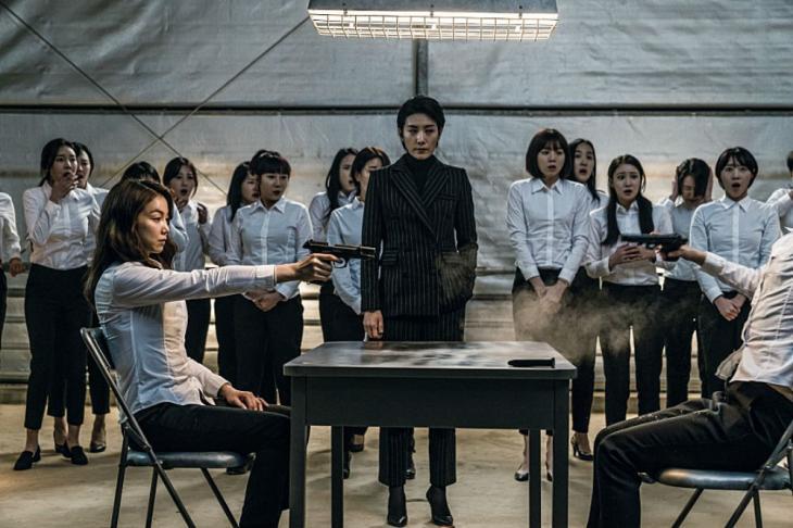 '악녀' 스틸컷 / 네이버영화