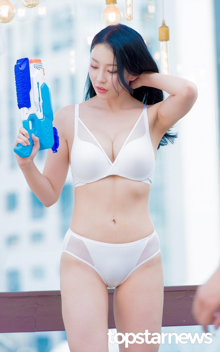머슬마니아 안소정 / 서울, 최규석 기자