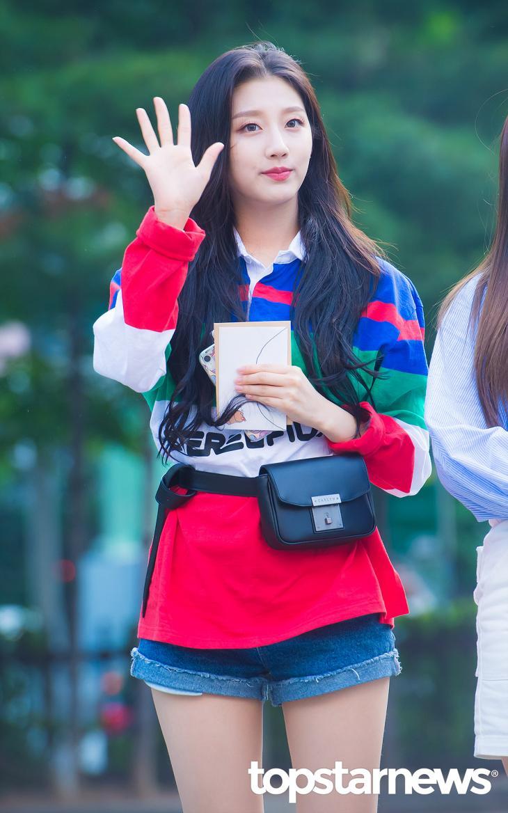 러블리즈(Lovelyz) 정예인 / 서울, 정송이 기자