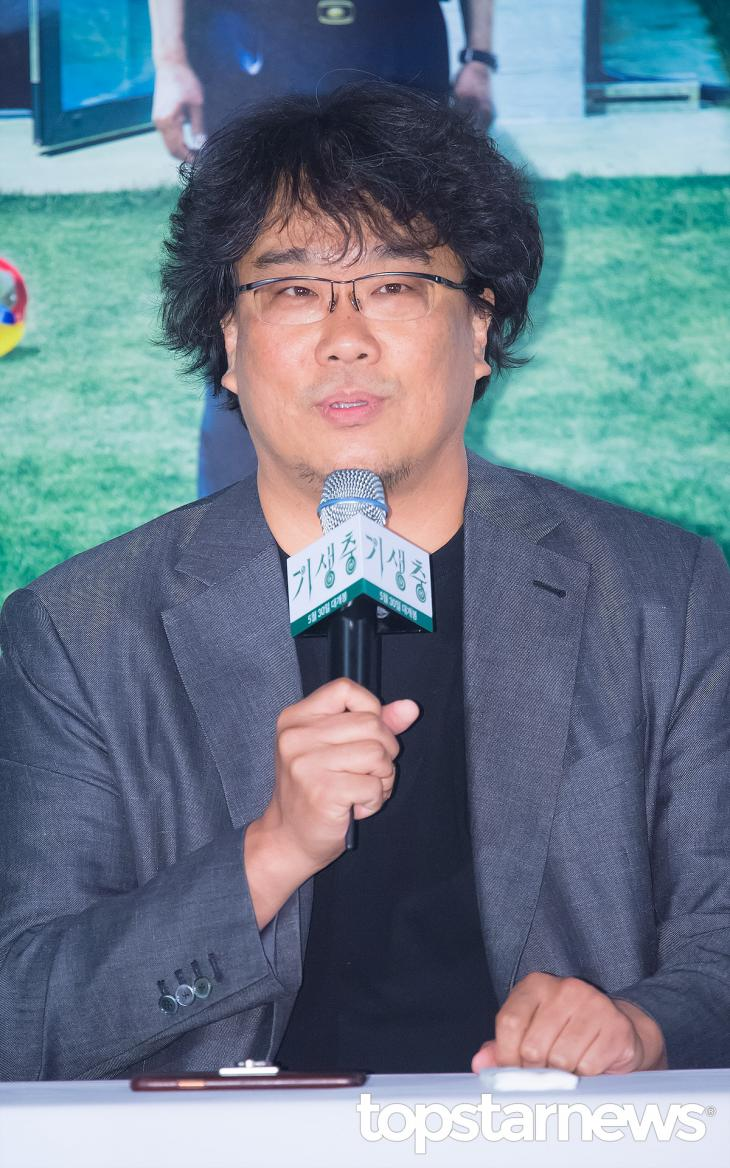 봉준호 / 톱스타뉴스 HD포토뱅크