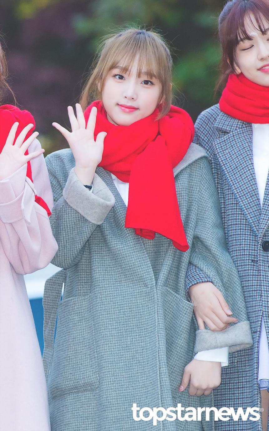 아이즈원(IZ*ONE) 최예나 / 서울, 정송이 기자