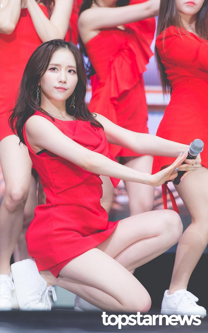 러블리즈(Lovelyz) 진(JIN) / 서울, 최규석 기자