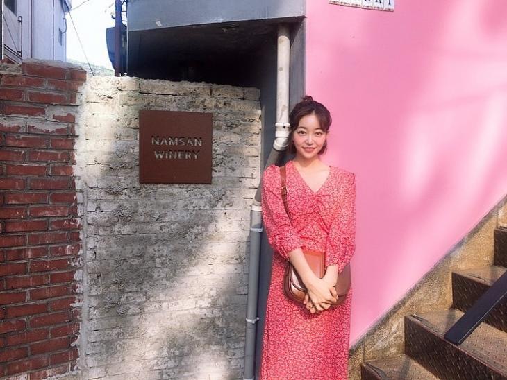 김가은 인스타그램