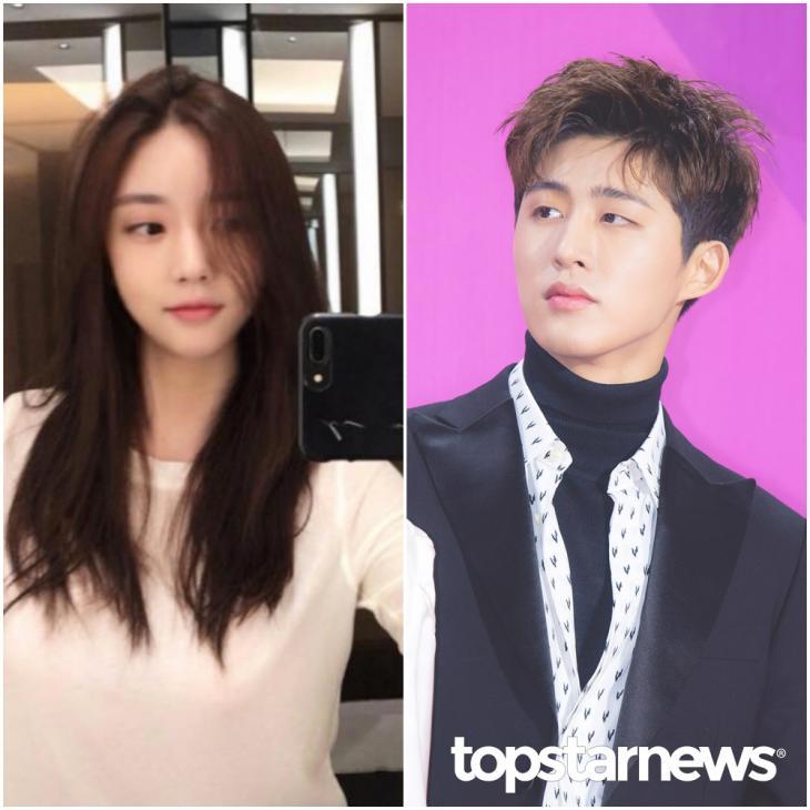 한서희-비아이 / 한서희 인스타그램, 톱스타뉴스 HD포토뱅크