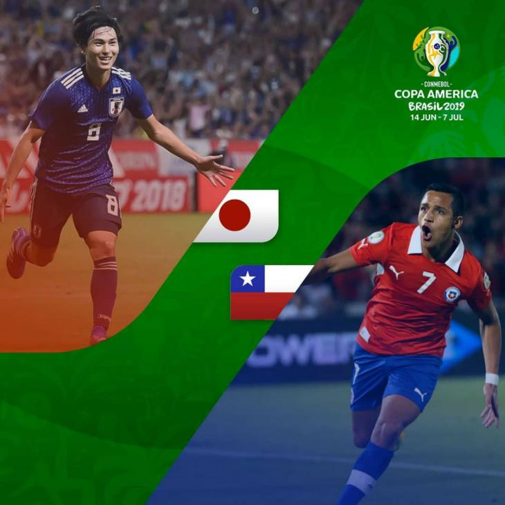 코파 아메리카 공식 인스타그램