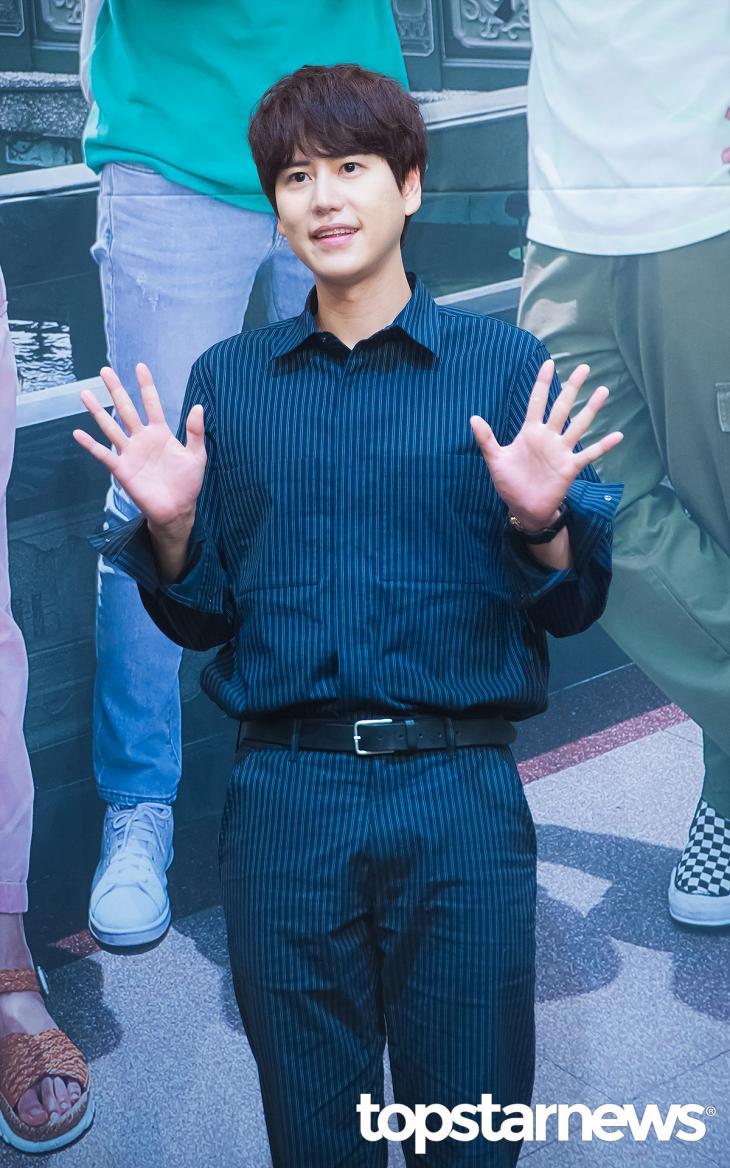 슈퍼주니어(Super Junior) 규현 / 톱스타뉴스 HD포토뱅크