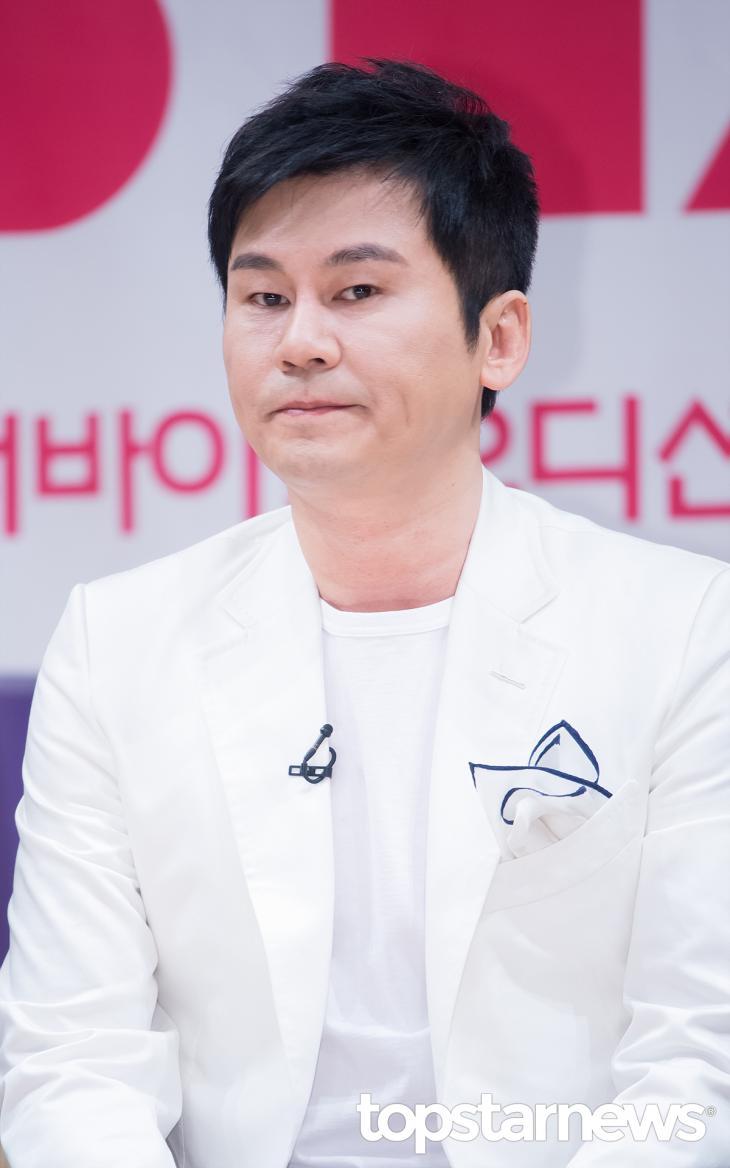 양현석 / 톱스타뉴스 포토뱅크