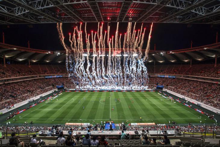 한국프로축구연맹 홈페이지