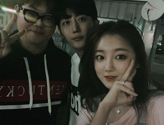 감스트-NS남순-외질혜 / 외질혜 인스타그램