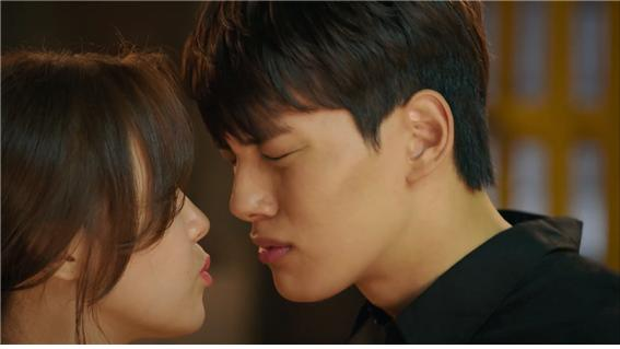 SBS드라마 '절대그이' 방송 캡처