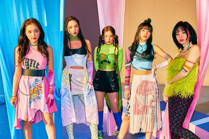 레드벨벳(Red Velvet) / SM엔터테인먼트
