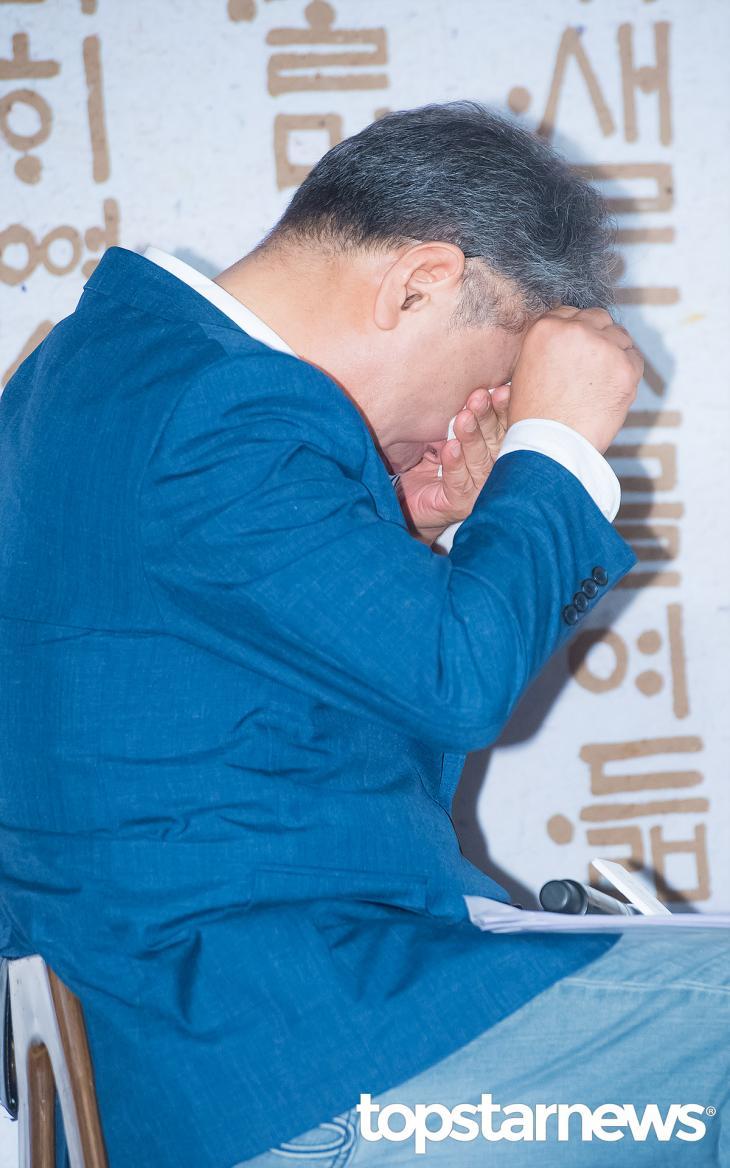조철현 감독 / 톱스타뉴스 HD포토뱅크