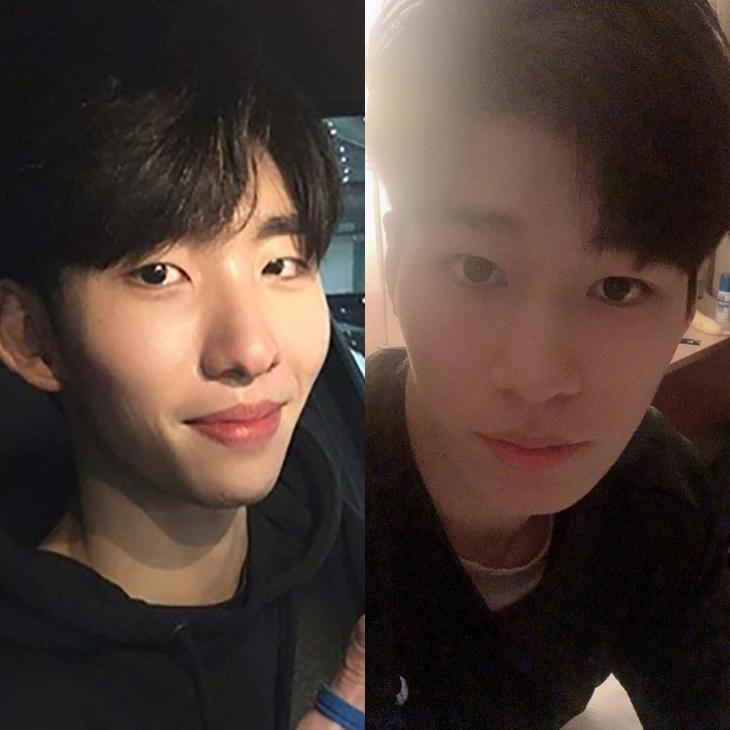 임효준-황대헌 / 임효준-황대헌 인스타그램
