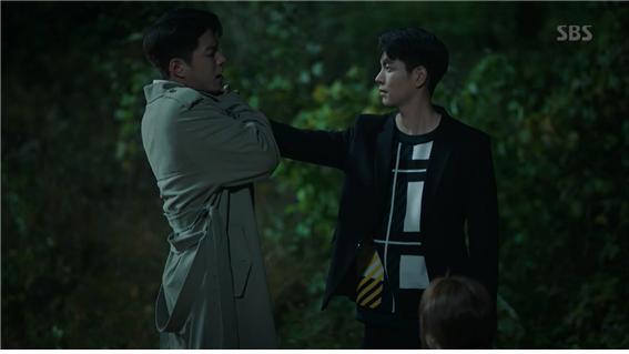 SBS 드라마 '절대그이' 방송 캡처