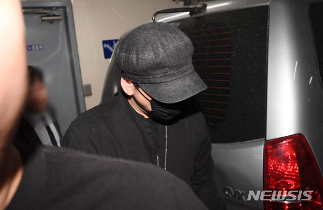 양현석 전 YG엔터테인먼트 대표 / 뉴시스