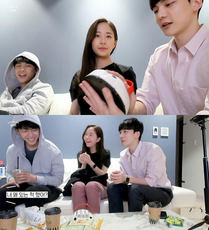 김도균-오영주-정재호 / 오영주 인스타그램