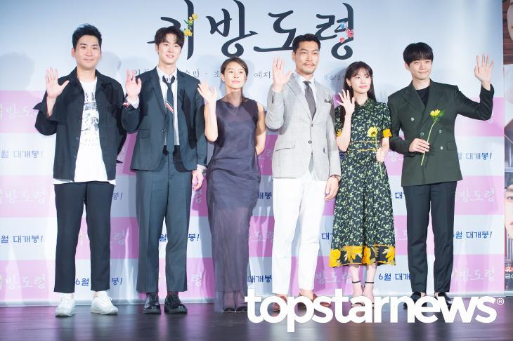 영화 '기방도령' 남대중 감독-출연 배우들 / 톱스타뉴스 HD포토뱅크